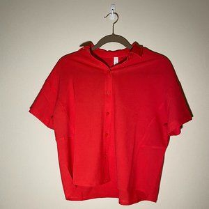 NWT Lululemon Full Day Carnation Blouse